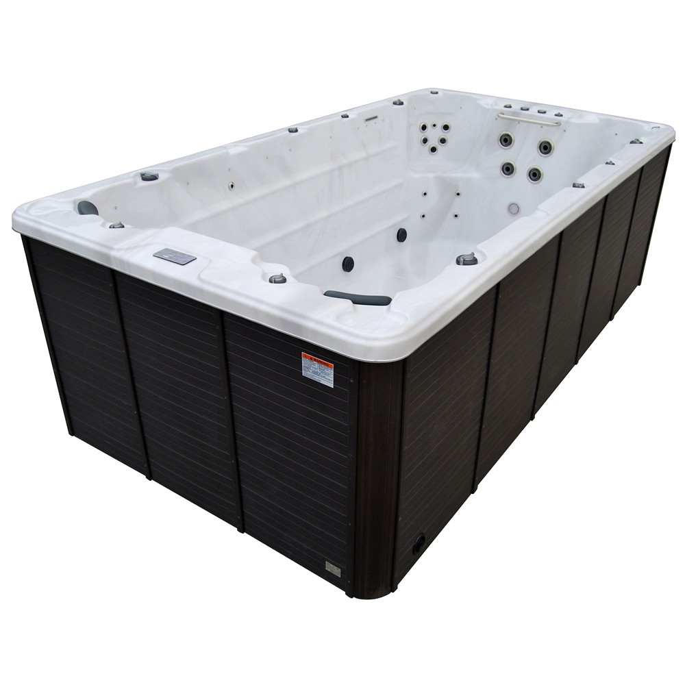 meltemi 420 deep swim spa. Black Bedroom Furniture Sets. Home Design Ideas